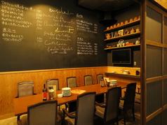 スパニッシュ レストラン チャバダ Spanish restaurant CHAVDAの雰囲気1