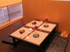 肉と魚と鍋 わがまま屋 徳島店の雰囲気3