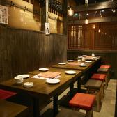 博多 肉寿司の雰囲気2