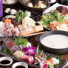 九州料理 ふくえ 春吉本店のコース写真