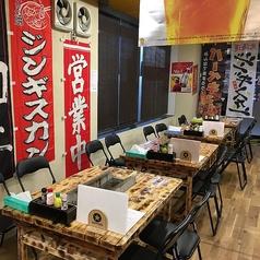 札幌BBQ バーベキューの雰囲気1