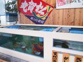 生簀から活きのいい活魚鮮魚を選べる★