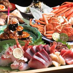 居乃一BAN 金沢のおすすめ料理1
