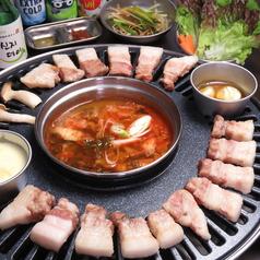 韓国料理 神戸ポチャの写真