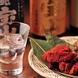 おつまみに良く合う豊富な日本酒、焼酎メニュー。