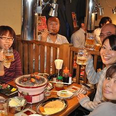 大衆焼肉ホルモン酒場 とりとん 御経塚店の特集写真