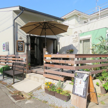 cafe MIMOSAの雰囲気1