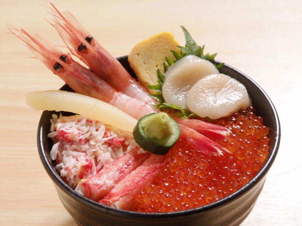 東北新幹線 新青森駅開業を記念して『GOGOキャンペーン丼』1500円!函館をもっと身近に☆