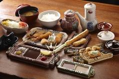 串の坊 銀座本店のおすすめランチ1