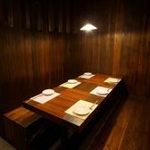 4‐6名様に最適な半個室