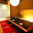 【1日1組限定!】大人気の別棟「離れ」は完全個室。