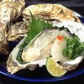 料理メニュー写真秋冬限定◆生牡蠣