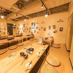 九州屋台二代目九次郎 水戸オーパ店の雰囲気1