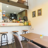 cafe MIMOSAの雰囲気2