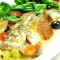 料理メニュー写真本日入荷 鮮魚のアクアパッツァ