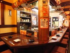 やきとり大吉 大倉山店の雰囲気1