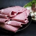 料理メニュー写真宮崎産 特選和牛リブロース(野菜盛り付き)