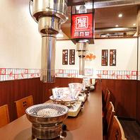 新宿東口周辺でご家族でのお集りにおすすめのかに専門店