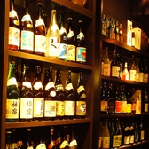 【梅酒×泡盛】 てぃーだ自慢の種類豊富な梅酒×泡盛を心行くまでお楽しみ下さい・・・。好きな1杯!を是非探しに来てください。