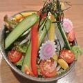 料理メニュー写真バカぼんサラダ