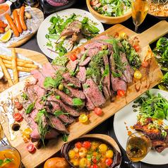 肉バル 牛衛門 新宿東口店の写真
