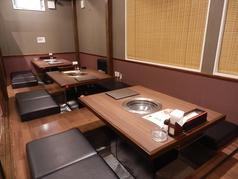 焼肉 おはる 仙台愛子店の雰囲気1