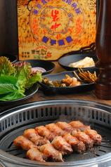熟成肉専門店 ヨプの王豚塩焼 天神店の写真