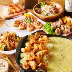 肉バル ニッチーズ 肉CHEESE 渋谷店のおすすめランチ3