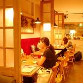 アメリカフェ Amelie Cafe 名古屋栄本店の雰囲気3
