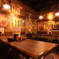 昭和の懐かしい雰囲気♪宴会最大68名迄OK★コースも筑前屋自慢の人気料理がそろっています♪
