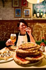 イタリア食堂 がぶ飲みワイン ド バールの写真