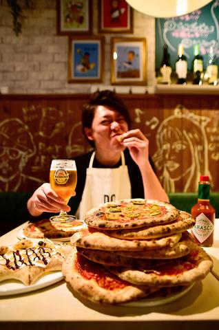 イタリア食堂・がぶ飲みワイン・ドバール
