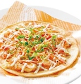 料理メニュー写真≪居酒屋 和民のおすすめ≫桜海老のおつまみめんたいピザ
