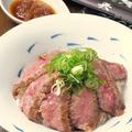 料理メニュー写真名物 ステーキ丼