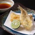 料理メニュー写真季節の天ぷら各種