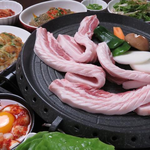 韓国料理 アンニョンハセヨ 今池