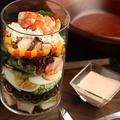 料理メニュー写真セレブの愛した コブサラダ