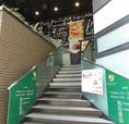 【プロント ビーンズ阿佐ヶ谷店へのアクセス★4】階段を登った2階に御座います♪