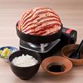 料理メニュー写真タレ焼肉定食