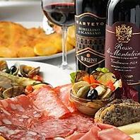 イタリア・トスカーナの伝統の味