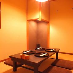 《2名個室》隠れ家個室≪愛宕≫では、しっとりと落ち着いた大人のデートにおすすめ。