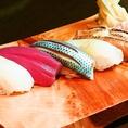 【おすすめPOINT5】寿司職人のいるお店♪