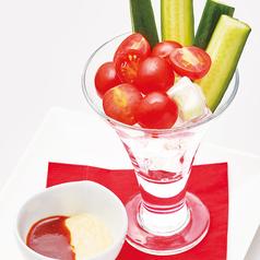 冷やしきゅうり&トマト