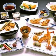 天婦羅 ほり川 ホテルニューオータニ店のおすすめ料理1
