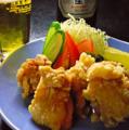 料理メニュー写真若鶏のからあげ