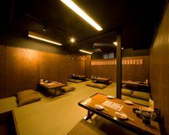 大人数の宴会には25名用の個室が最適。