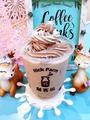 料理メニュー写真ココアミルク