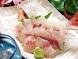 県魚グルクンをお造りで食べられるお店。