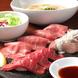 肉寿司ランチ