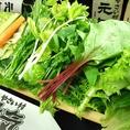 新鮮野菜は食べ放!ヘルシーサムギョプサル!